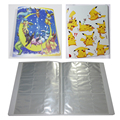 18 pages * 9 pockets Pokemon Cards Album Trading Card Binder Eevee evolution family Eeveelutions Pikachu Cover Free Shipping
