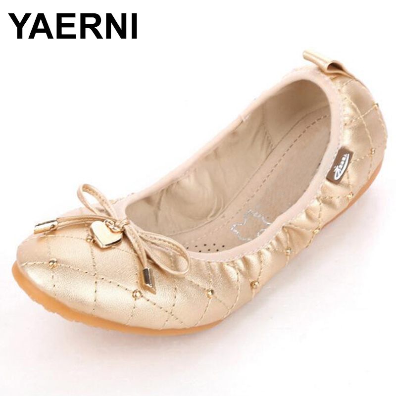 YAERNIRound Toe Easy To Carry Casual Ballet Flats Fashion Comfortable Bow Knot Shoes Women Slip On Omelet Pregnant Females ShoesYAERNIRound Toe Easy To Carry Casual Ballet Flats Fashion Comfortable Bow Knot Shoes Women Slip On Omelet Pregnant Females Shoes