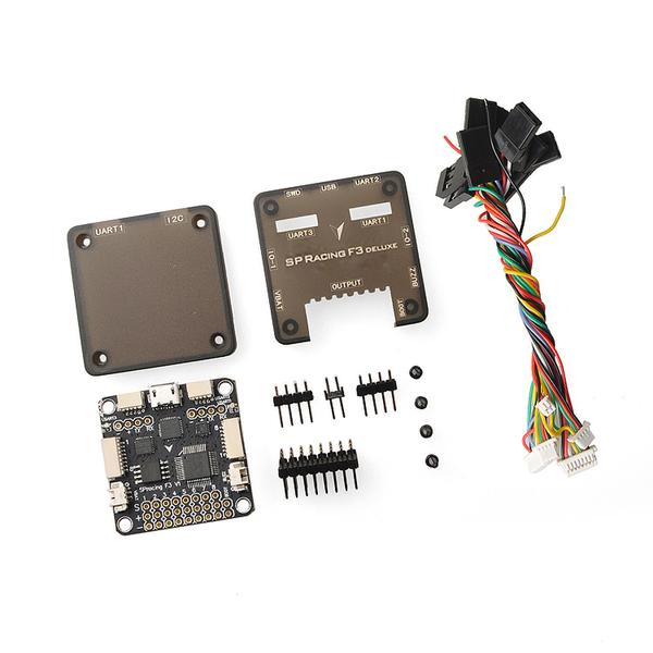 F16776 Deluxe 10DOF with Barometer Pro SP Racing F3 Flight Controller for DIY Mini 250 RC Quadcopter FPV Multicopter