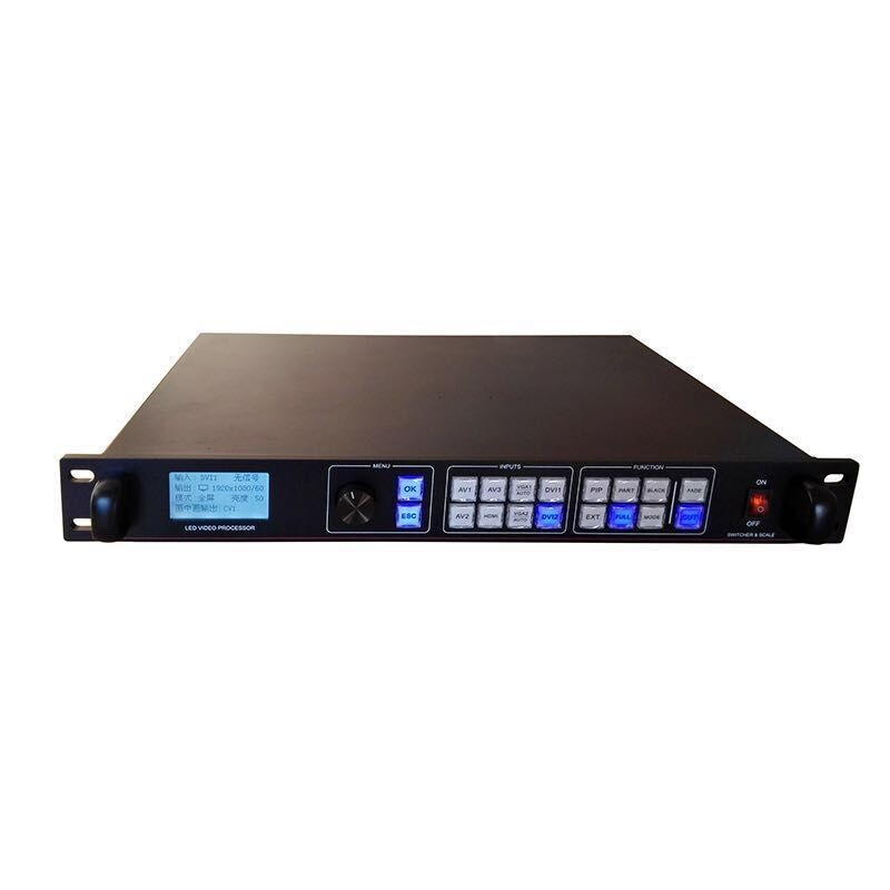 VDWALL LVP605 Hdmi/ Composite/Usb/DVI/vga Input Dvi/Vga/Output Vdwall Lvp605 Series Led Display Video Processor LINSN And NOVA