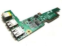 WZSM New Laptop DC Power Jack USB Board for Acer Aspire 4220 4320 4520 4720 4720G