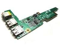 Wzsm новый ноутбук DC Мощность Jack Плата USB для Acer Aspire 4220 4320 4520 4720 4720 г