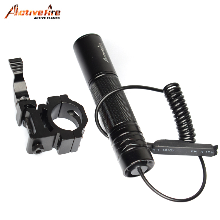 5W Torch 850nm Zoom Infrared Radiation IR Novelty Lighting LED Night Vision Flashlight Camping Light Hunting Lamp IR Lamp LED