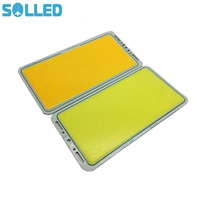 SOLLED DC 12V COB LED Panel Light 70W Chip Strip FLIP Module TUBE Camping Lamp Flood lights Outdoors Beach for Trip People TH