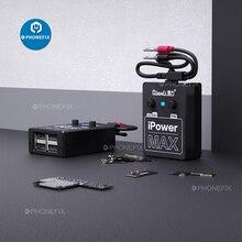 QIANLI источник питания для iPhone 6 6P 6S 6SP 7 7P 8 8P X XSMAX i power MAX тестовый блок питания контрольный кабель батарея линия питания i power MAX