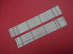 Image 5 - New Kit 8pcs LED strip Replacement for LG LC420DUE 42LB5500 42LB5800 42LB560 INNOTEK DRT 3.0 42 inch A B 6916L 1710B 6916L 1709B