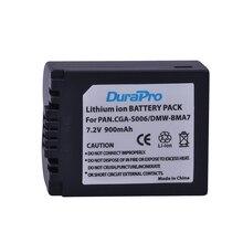 CGA-S006 CGA S006 S006A CGR-S006E S006E DMW-BMA7 BMA7 CGR-S006A Батарея для Panasonic DMC-FZ7 FZ8 FZ18 FZ28 fz35 FZ50 FZ30 FZ38