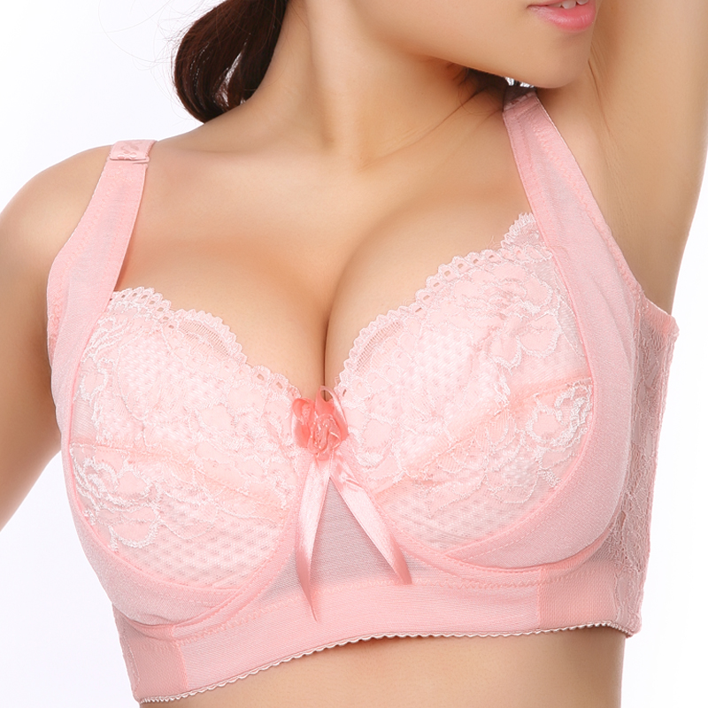 21373f139a VS Bra Push up bras for women plus size bralette 48F 48D 48E 46F 46E 46D