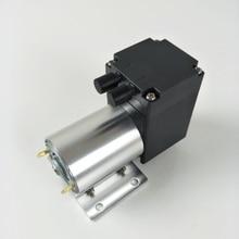 80kpa מיני ואקום משאבת DC 12V 24V קטן שלילי לחץ יניקה אוויר משאבת סרעפת משאבת כוסות רוח ואקום משאבת 12L/min