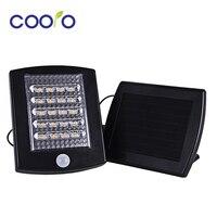 20 LED Solar Sensor Solar Powered Street Light Outdoor lighting Emergency Lights Wall Lamp Security Spot Light