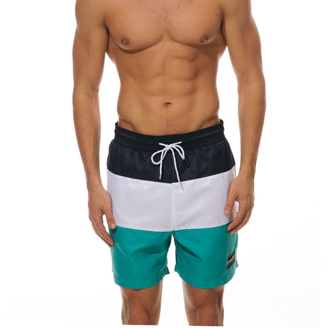 New Arrival Mens Beach Shorts Board Shorts Summer Beach Homme Bermuda Loose Casual Short Pants Quick Dry Boardshorts Plus Size
