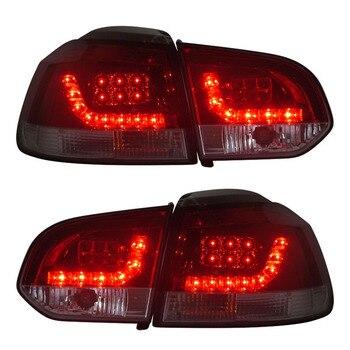 for VW Volkswagen Golf 6 LED Tail light 2008-2013