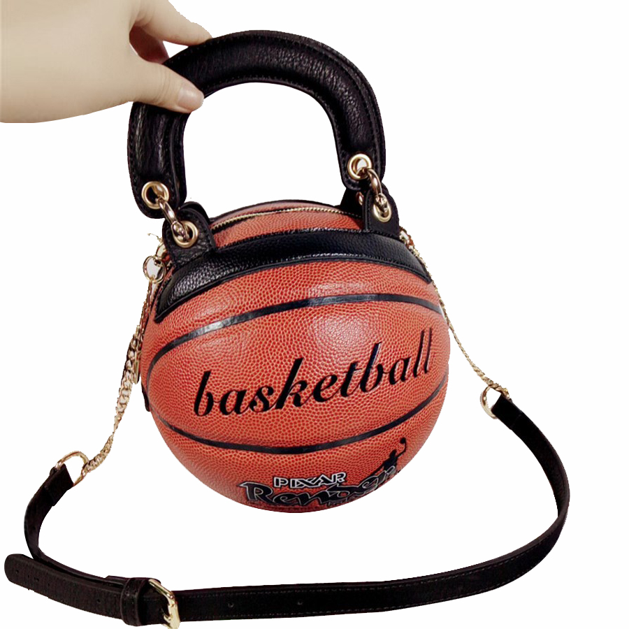 Engagement & Wedding Lovely Fashion Basketball Shape Bags For Women Messenger Bag Womens Bag Luxury Handbags Women Bags Round Creative Funny High Quality As Effectively As A Fairy Does
