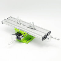 Mini Multifunctional Cross Working Table For Drilling Milling Machine Bench Vise Mechanic Tools