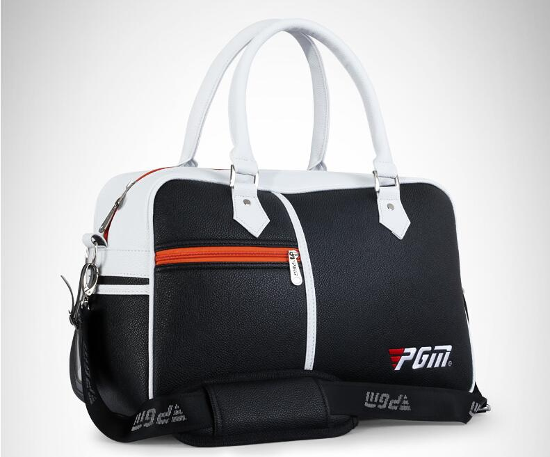 купить Hot!PGM Golf Bag Golf Clothes Bag Men & Women Shoes Package Box-shaped Bag Large Capacity Double-deck Clothes Bag ,Free shipping по цене 6459.08 рублей
