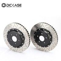 Dicase 365*34 мм дисковый тормоз ротора тормозной суппорт запасные части автомобиля Профессиональные автозапчастей