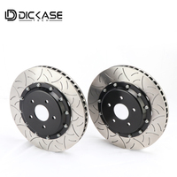 Dicase 365*34mm disc brake rotor brake caliper replacement parts car Professional auto parts