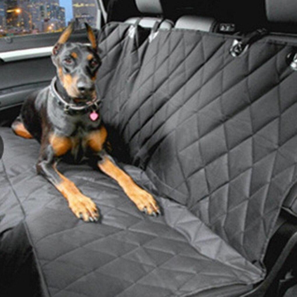 Auto étendu banquette arrière hamac siège arrière animaux de compagnie coussin résistant à l'eau housse de siège de véhicule protecteur