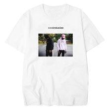 LettBao XXXtentacion Mens Tshirt Summer O-neck White T-shirt Hip Hop Cotton  Rapper Print T Shirt Homme Basic Harajuku Summer Top ebdead916038