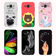 Original Cover For Samsung Galaxy ACE3 ACE 3 III S7270 7270 S7272 S7275 S7278 Fashion Print Hard Plastic Phone Cover Coque(China)