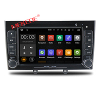Prezzo a buon mercato android 7.1 Car dvd player sistema multimediale per Peugeot 308 408 con GPS car navigation dvd radio audio Quad Core
