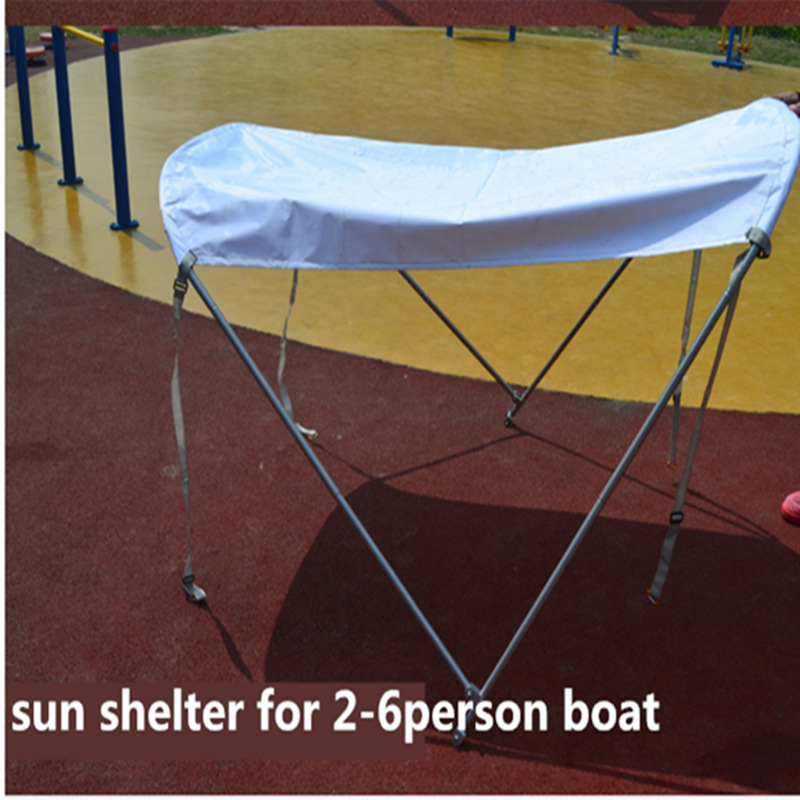 2-6person sun shelter for fish boat  waterproof cloth sun shelter boat tent  boat sunshade демисезонные ботинки ecco 80264