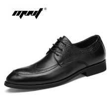 Genuine Leather Men Shoes Lace-Up Wedding Shoes For Men Oxfords Handmade Pointed Toe Dress Business Shoes Men genuine leather shoes men classic lace up wedding flats shoes handmade office dress oxfords men shoes
