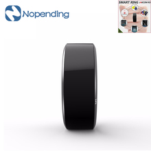 NUEVA Original Jakcom R3 Impermeable Timbre Inteligente App Tecnología Portátil Anillo Mágico Para iOS de Windows Android NFC Habilitado Los Teléfonos Inteligentes