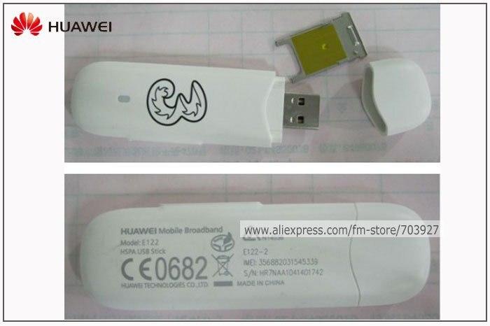 UNLOCKED Huawei E122 3G UMTS 2100MHz MOBILE BROADBAND Dongle USB Modem