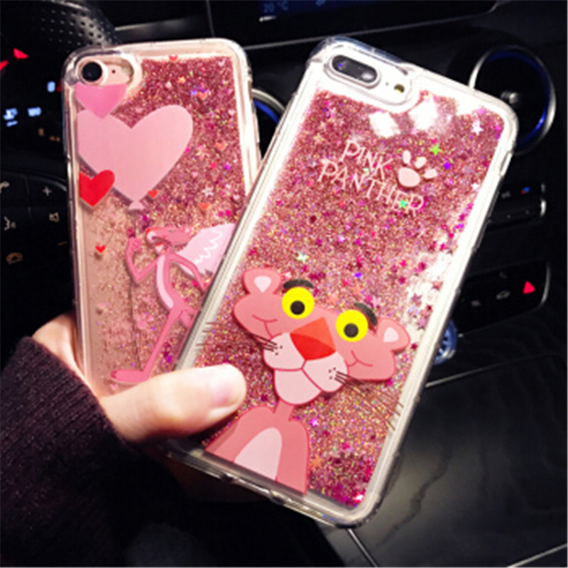 For Huawei P8 P9 Lite 2017 P10 Plus P20 Pro Dynamic Liquid Bling Quicksand Sequins TPU Case For Mate 8 9 10 Cover Honor 7C 7X