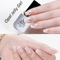 BORN PRETTY 1 Bottle Opal Jelly Gel 5Ml White Soak Off Manicure Nail Art UV Gel Polish Varnish