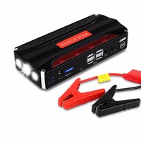 High Capacity Mini Car Jump Starter 12V Car Stlying Starting Device 600A Charger Car Battery Booster