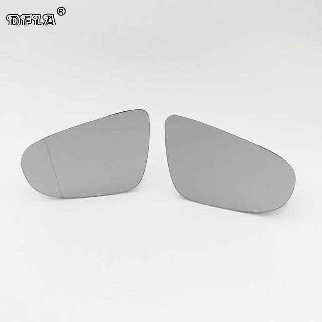 For VW Golf 6 MK6 2009 2010 2011 2012 2013 Car-styling New Door Rear Mirror Glass Heated Left And Right Side
