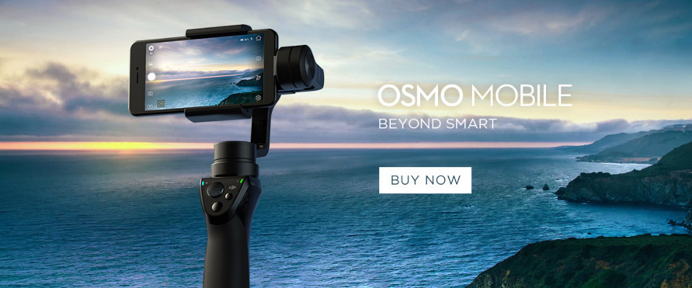 Free Gifts DJI OSMO Handheld 4K Camera With DJI FM-15 Flexi Microphone Stabilizer phantom 3 3-Axis Gimbal DHL EMS Free