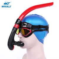 easy breath Snorkel mask set scuba Diving underwater breathing equipment Silicone Mouthpiece Pool Ocean dive aqualung swim tube