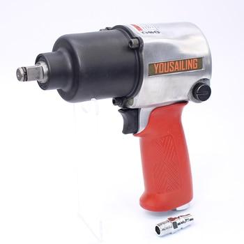 680N. m 1/2 pulgadas neumático/Llave de impacto de aire herramientas de aire llaves de coche