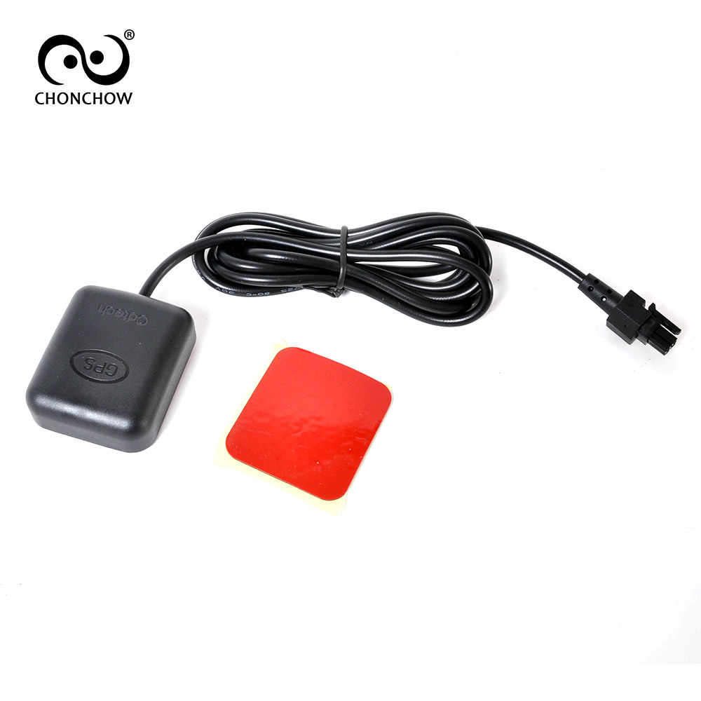 R300 X3000 Car DVR Car Camera Dash Cam GPS Antenna with 3M Sticker Cable  Length 150cm GPS Receiver Module Free Shipping