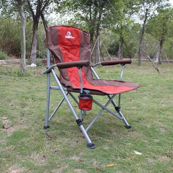 Rolamento forte Portátil Dom Lounge Mobília Ao Ar Livre cadeira do Lazer Cadeira Dobrável Cadeira De Acampamento de Pesca Respirável Frete Grátis