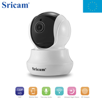 Sricam SP020 Wireless IP Camera HD 720P H 264 Home Mini Camera Ecurity Motion Detection Smart
