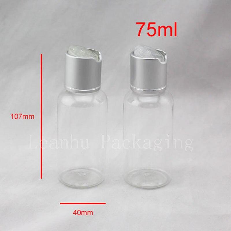 Buy 75ml Transparent Empty Lotion Cream