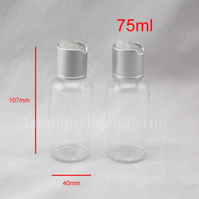 Aliexpress Com Buy 75ml Transparent Empty Lotion Cream