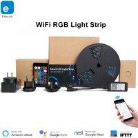 EWeLink Home automation Smart Home LED-Licht Streifen Dimmbar Wasserdicht Flexible RGB Streifen Lichter Arbeitet mit Alexa Google Hause