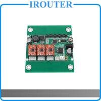 Freeshipping USB Port Cnc Engraving Machine Control Board 3 Axis Control Laser Engraving Machine Board GRBL
