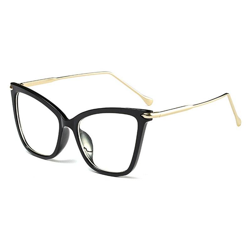 Reven Jate 97152 Women Eyeglasses Frame For Men And Women Glasses Prescription Optical Fashion Full Rim Woman Spectacles Female