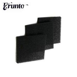 5PCS For Hakko Solder Somking Absorber 13cm x 13cm Activated Carbon Filter Sponge(China)