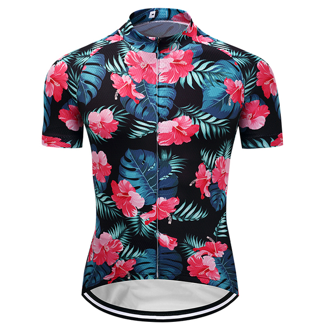 Crossrider Brand 2018 Men Short Cycling Jersey MTB Jersey Mountain Bike Clothing Breathable Bicycle Clothes Wear maillot Culotte