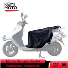 Legs Covers For Scooters Motorcycle Blanket Knee Warmer Rain Wind Protector Waterproof Vespa GTS YAMAHA TMAX500 TMAX530