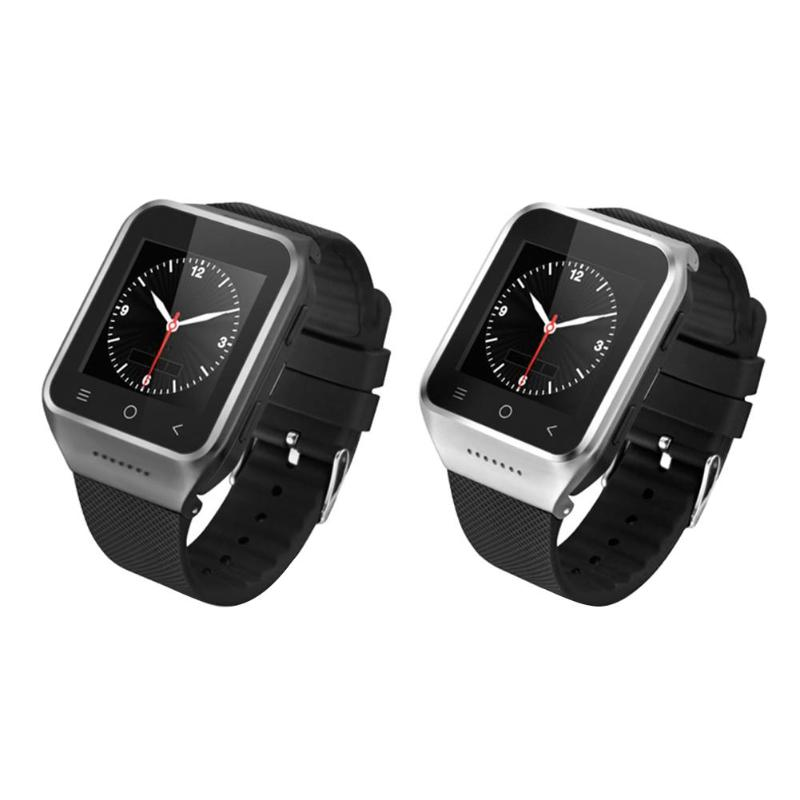 """ALLOYSEED S8 Plus Android 5.1 Quad Core Bluetooth WiFi 3G Smart Watch 1.54"""" 1G+16G Camera GPS SIM Card Smartwatch For Smartphone-in Smart Watches from Consumer Electronics    1"""