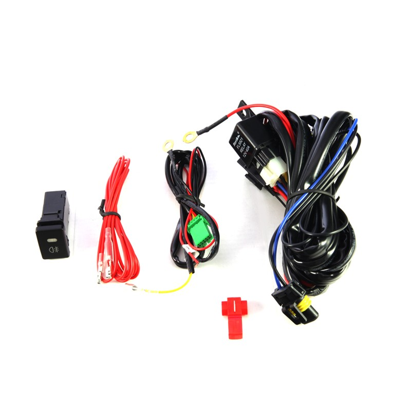 Enchanting Toyota Taa Fog Light Switch Wiring Diagram Images - Best ...