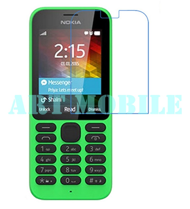 New 10PCS/lot Anti Glare MATTE Matt Screen Protector For Nokia 215/Microsoft 215 Protective Film Anti Fingerprint Free Shipping